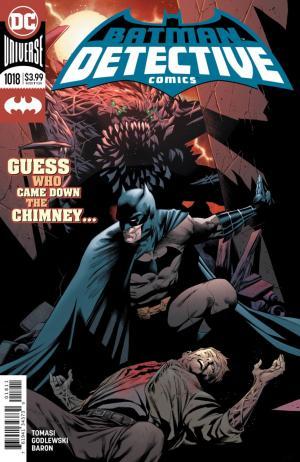 Batman - Detective Comics # 1018 Issues V1 Suite (2016 - Ongoing)