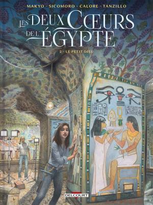 Les deux coeurs de l'Égypte 2 simple