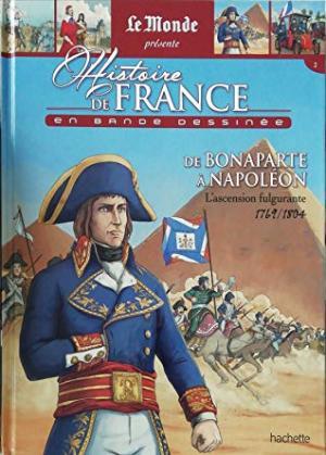 Histoire de France en bandes dessinées 2 simple