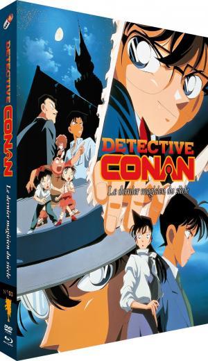 Detective Conan : Film 03 - Le Magicien de la Fin de siècle édition combo