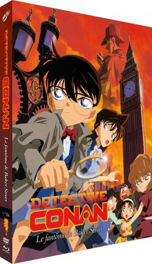 Detective Conan : Film 06 - The Phantom of Baker Street édition combo