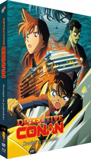 Detective Conan : Film 09 - Strategy Above the Depths  combo