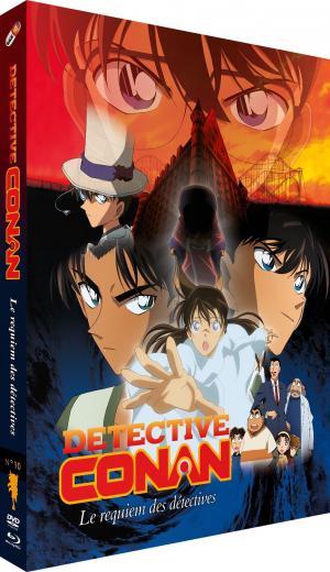 Detective Conan : Film 10 - Requiem of the Detectives édition combo
