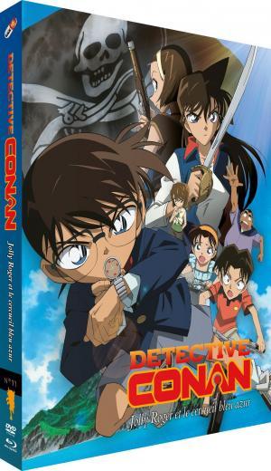 Detective Conan : Film 11 - Jolly Roger et le Cercueil Bleu Azur édition combo