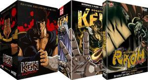 Ken le survivant - Saison 1 & 2 + 3 Films + 2 OAV + La légende de Raoh édition simple