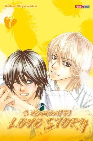couverture, jaquette A Romantic Love Story 7  (Panini manga)