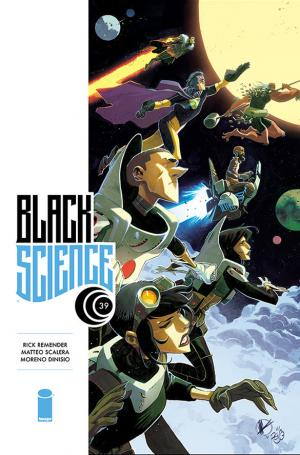 Black Science # 39 Issues (2013 - 2019)