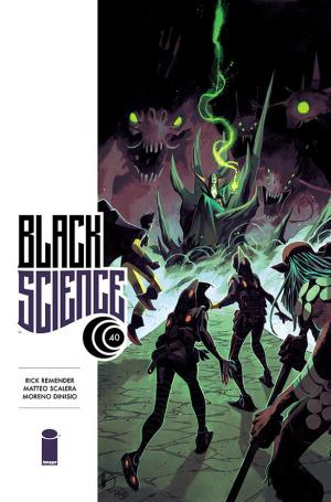 Black Science # 40 Issues (2013 - 2019)