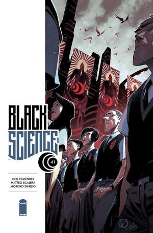 Black Science # 41 Issues (2013 - 2019)