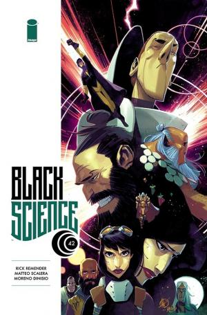 Black Science # 42 Issues (2013 - 2019)