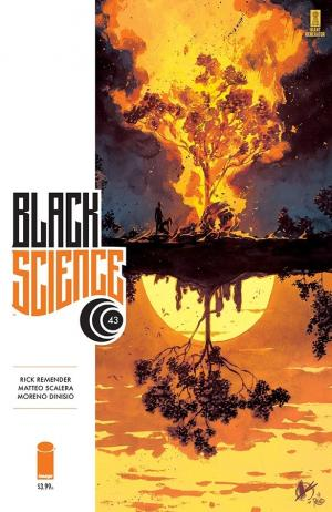Black Science # 43 Issues (2013 - 2019)