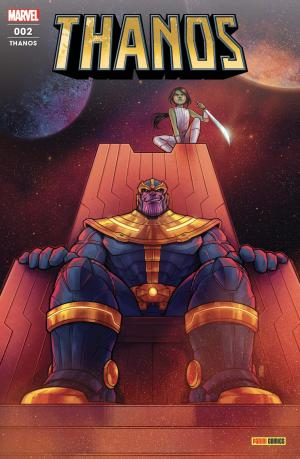 Thanos 2 Softcover (2020 - En Cours)