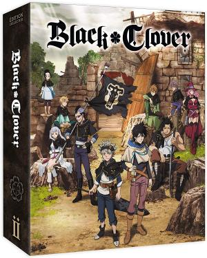 Black Clover 2 collector