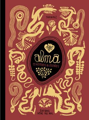Alma - 11 histoires & légendes édition simple