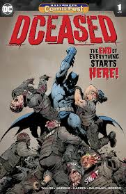 Halloween ComicFest 2019 DCeased édition Issues