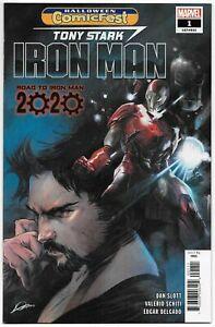Halloween ComicFest 2019 Tony Stark Iron Man  édition Issues