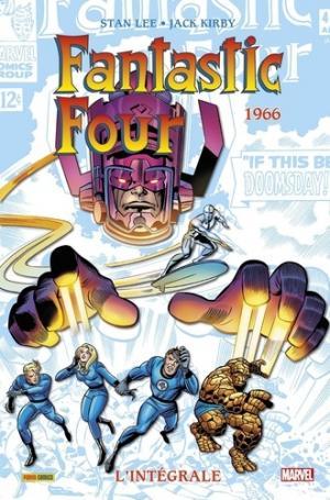 Fantastic Four # 1966 TPB Hardcover - L'Intégrale
