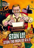 Stan Lee - Stan the man de A à X édition TPB softcover (souple)