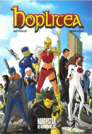 Hoplitea édition TPB softcover (souple)