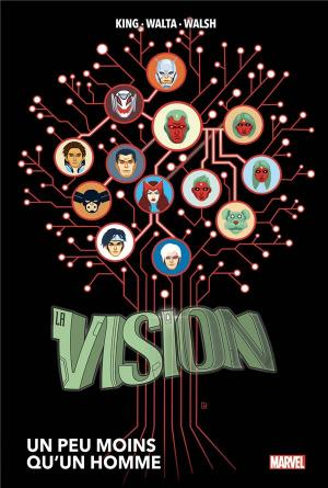 La Vision  TPB Hardcover (cartonnée) - Marvel Deluxe - Issues