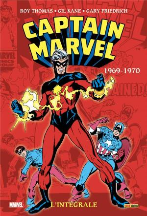 Captain Marvel 1969 - 1969-1972