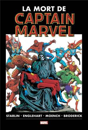 La mort de Captain Marvel 1