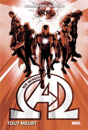 New Avengers # 1 TPB Hardcover - Marvel Deluxe V3 - Issues V3