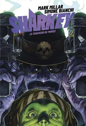 Sharkey the bounty hunter édition TPB Hardcover (cartonnée)