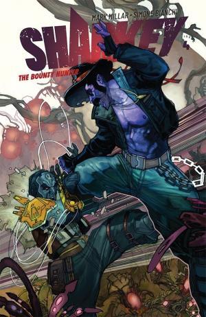 Sharkey the bounty hunter # 4 Issues
