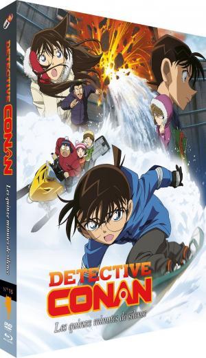 Detective Conan : film 15 - Les Quinze Minutes de Silence édition combo