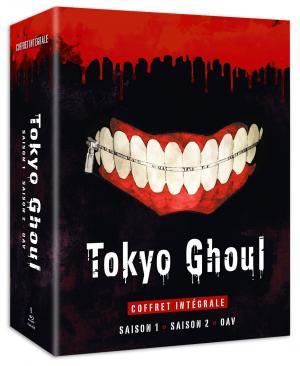 Tokyo Ghoul Saisons 1 & 2 édition Coffret intégrale