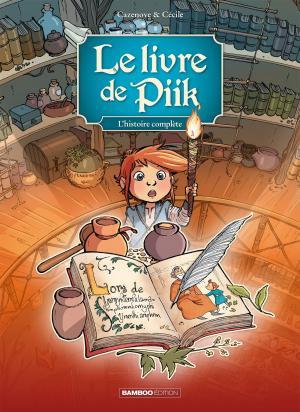 Le livre de Piik 1 écrin