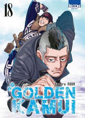 Golden Kamui #18