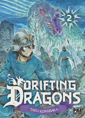 Drifting dragons # 2