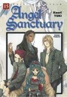 Angel Sanctuary 15