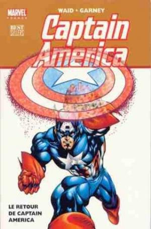 Captain America édition TPB Softcover (souple) - Marvel best sellers
