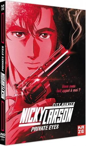 City Hunter - Nicky Larson - Private Eyes  simple