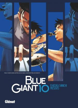 Blue Giant T.10