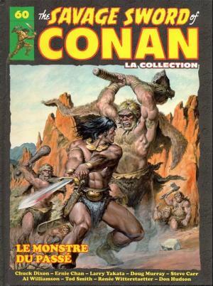 The Savage Sword of Conan 60 TPB hardcover (cartonnée)