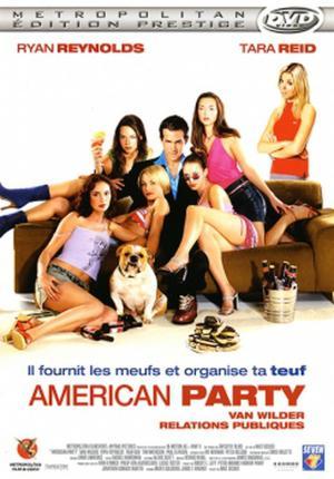 American Party - Van Wilder relations publiques édition simple