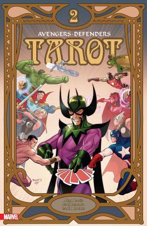 Avengers / Defenders - Tarot # 2 Issues (2020)