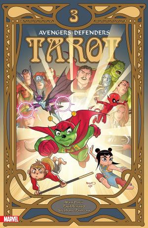 Avengers / Defenders - Tarot # 3 Issues (2020)