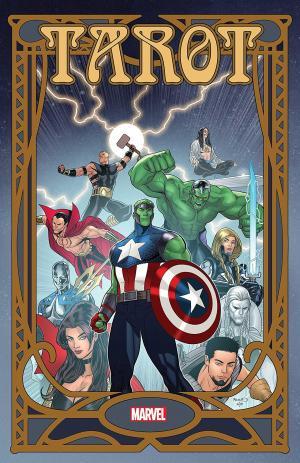 Avengers / Defenders - Tarot # 4 Issues (2020)