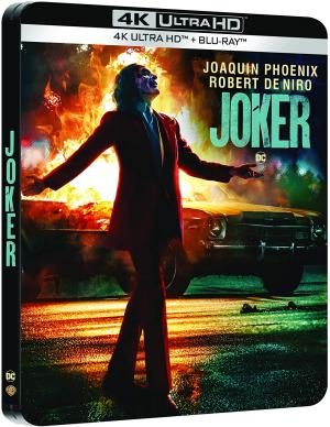 Joker édition SteelBook