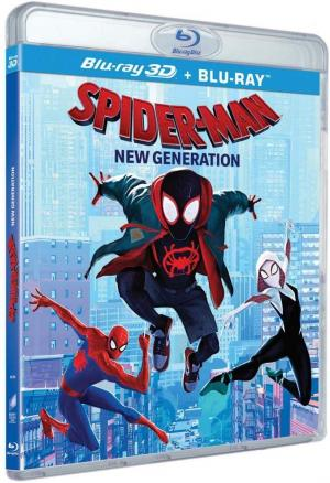 Spider-Man : New Generation 1