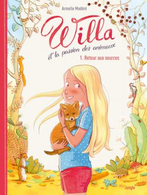 Willa et la passion des animaux édition simple