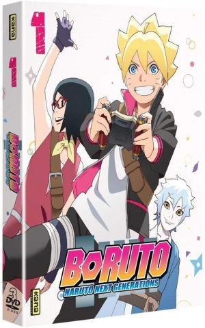 Boruto: Naruto Next Generations édition simple