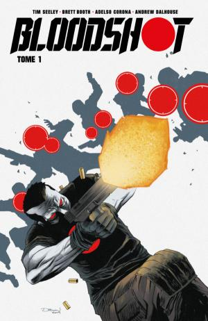 Bloodshot 1 TPB Hardcover (cartonnée) - Issues V4