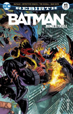 Batman - Detective Comics # 5 Kiosque