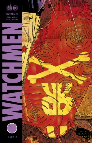 Watchmen - Les Gardiens # 5